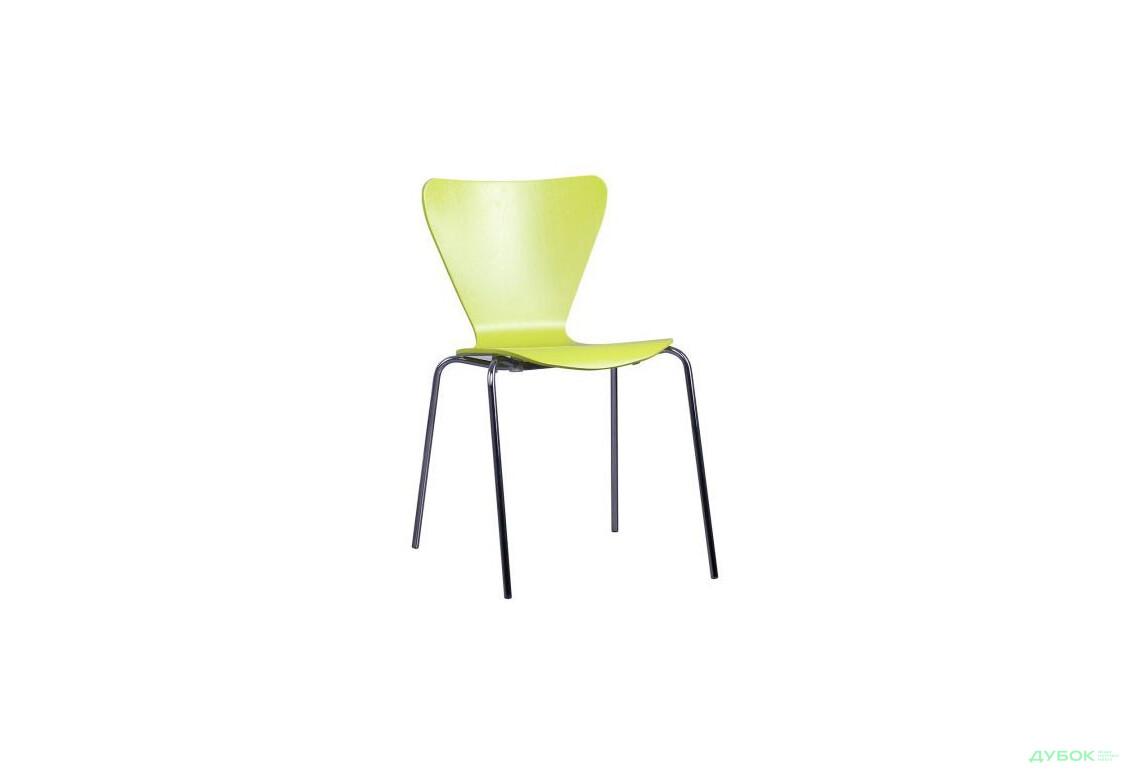 Кресло Левис хром