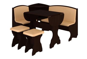Кухонний куточок Віконт (з розкл.столом) Пехотін
