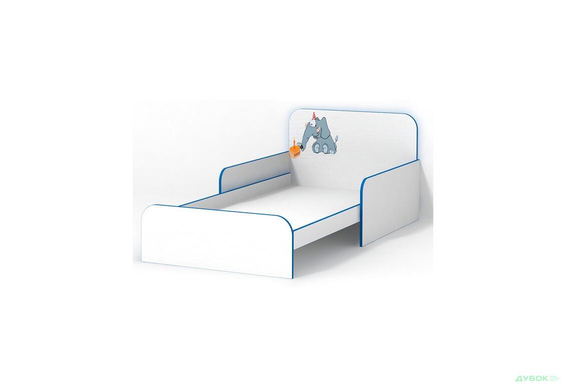 Elephant / Слоник Кровать с бортиками
