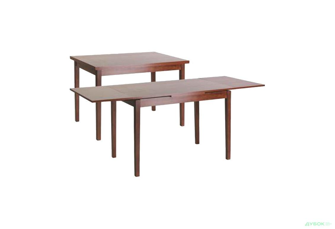 Стол Жанет 80 (110/140) x 70 (светлая эмаль)