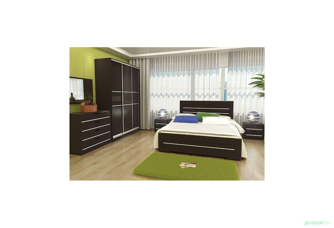 Модульная спальня Соломия