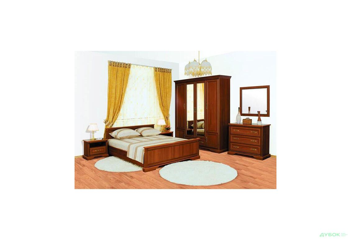 Спальня Росава Спальня 4D