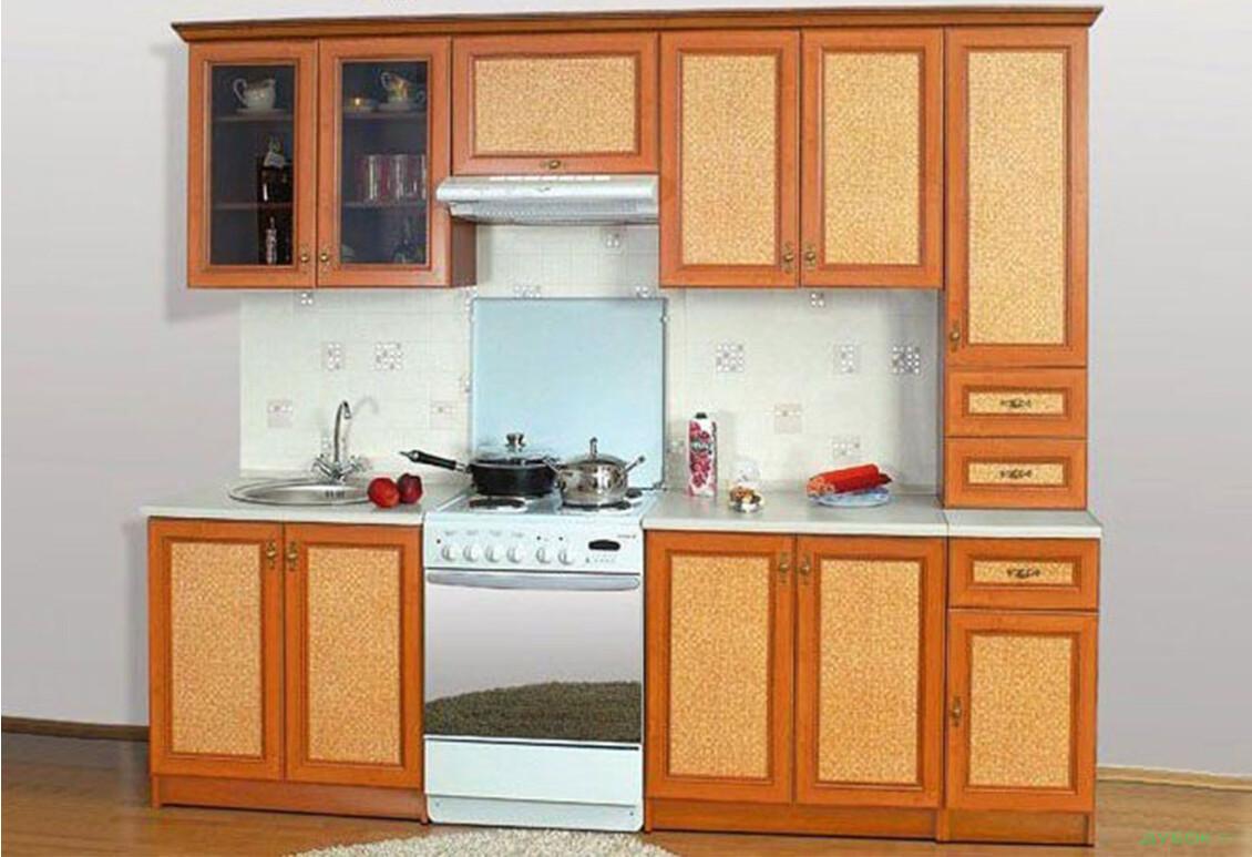 Модульная кухня Оля Люкс