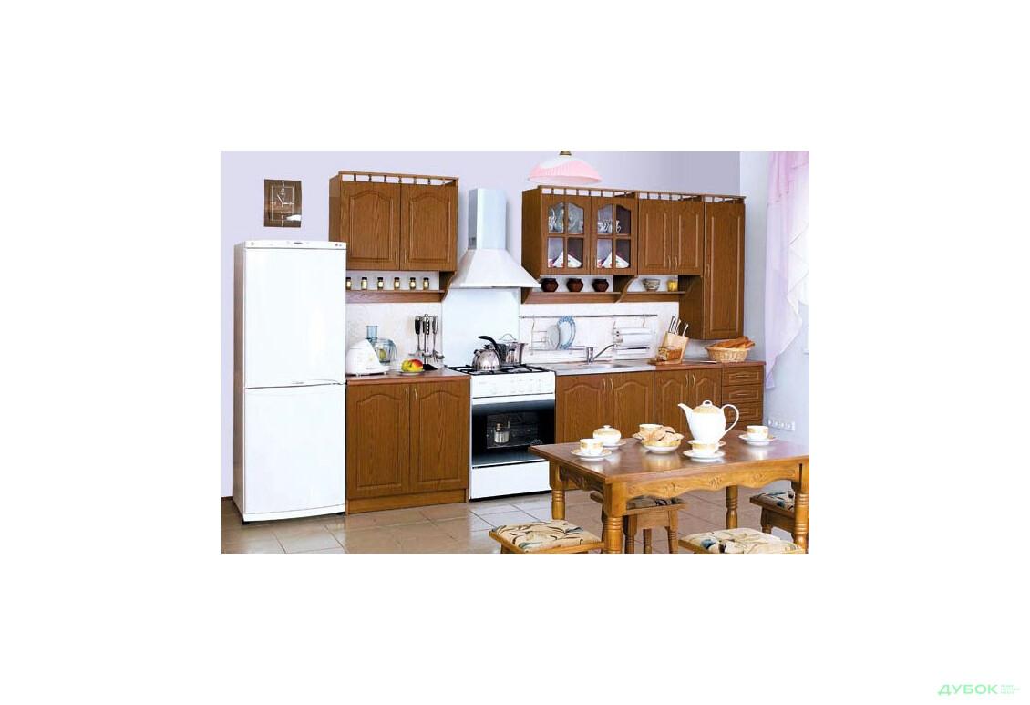 Кухня Карина 2.6 Лак с пеналом