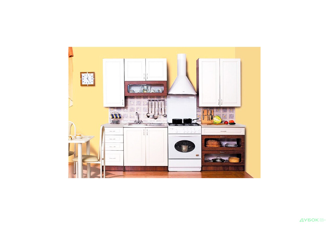 Кухня Перлина 2.0 МДФ