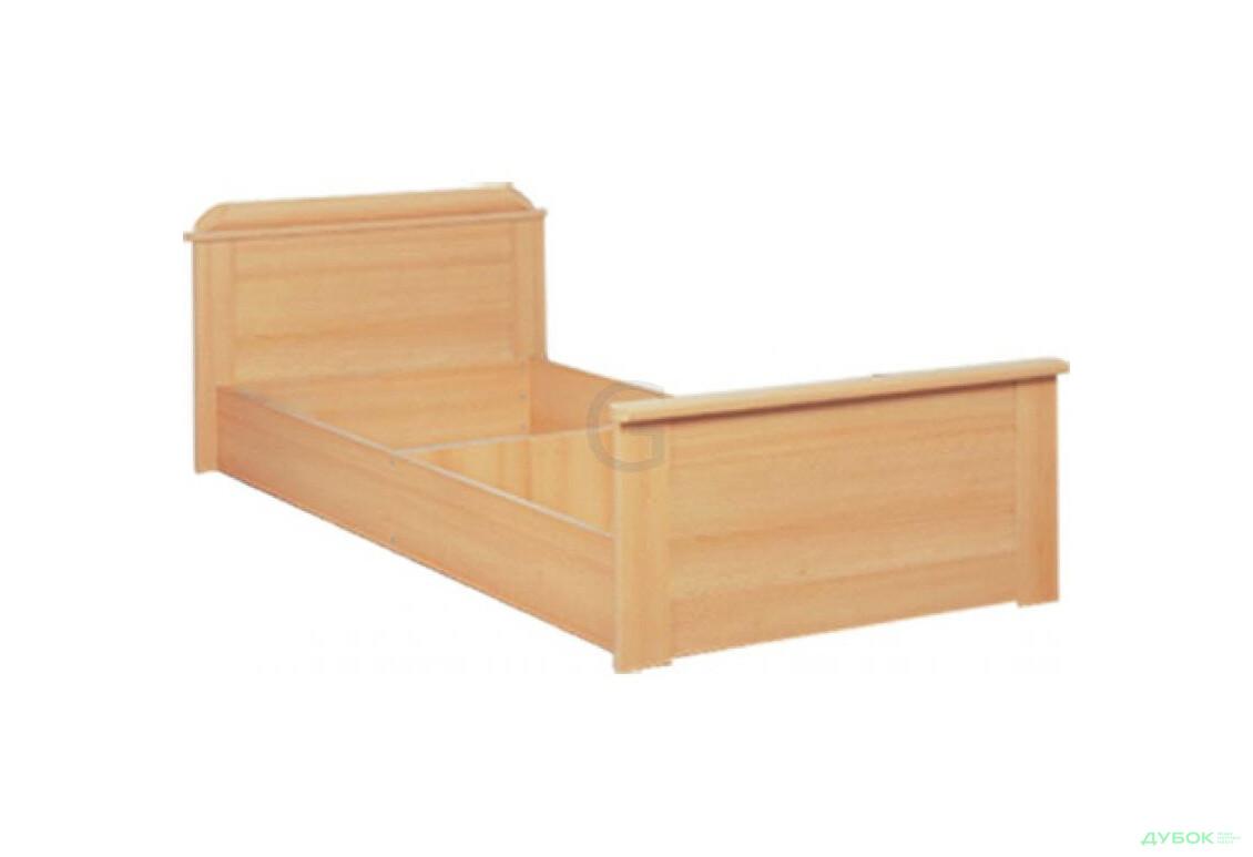 L Кровать с матрасом