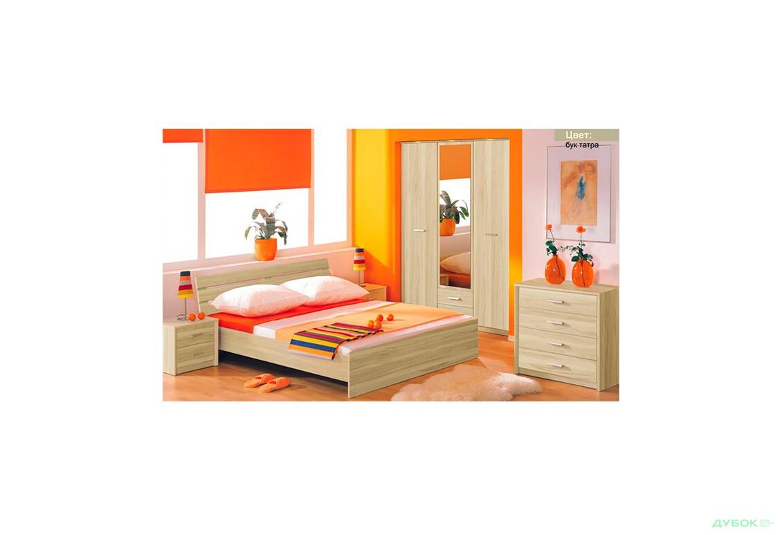 Модульная спальня Ким
