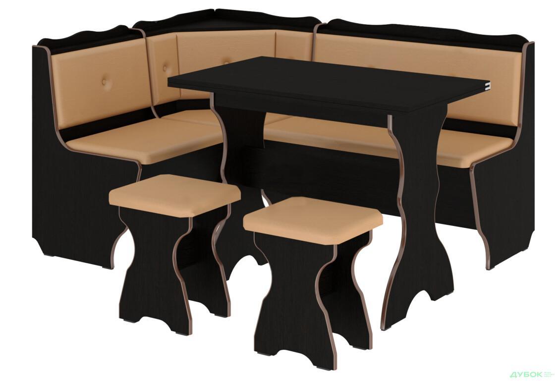 Кухонний куточок Президент (з розкл.столом)