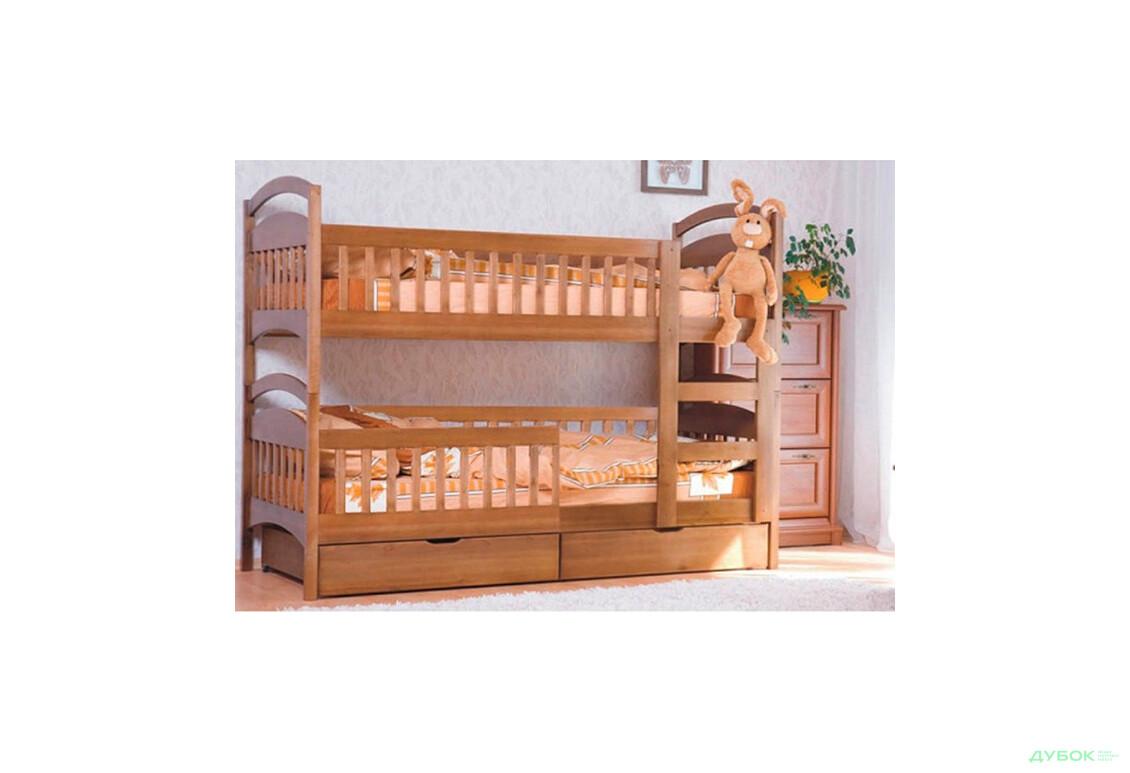 Ліжко Аріна Ліжко 2Я авангард (з шухлядами)