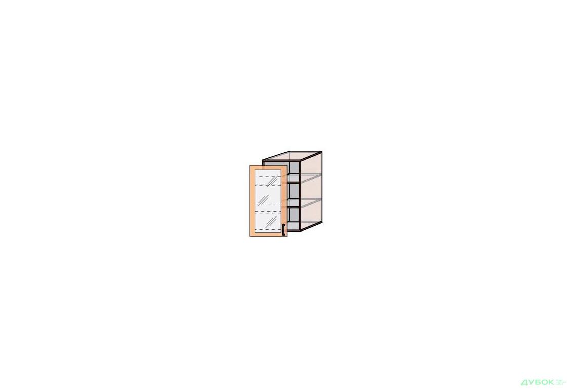 В3 Тумба витрина 1Д 40