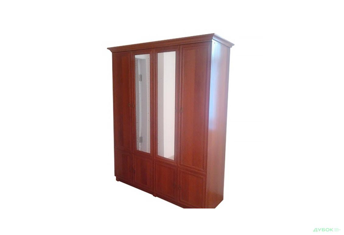 Модульная спальня Ким НФ Шкаф 4Д
