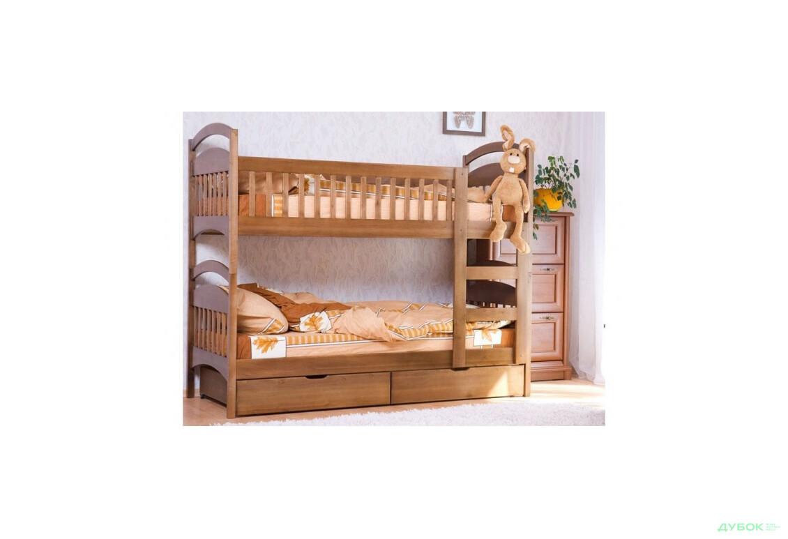 Ліжко 2Я (без шухляд)