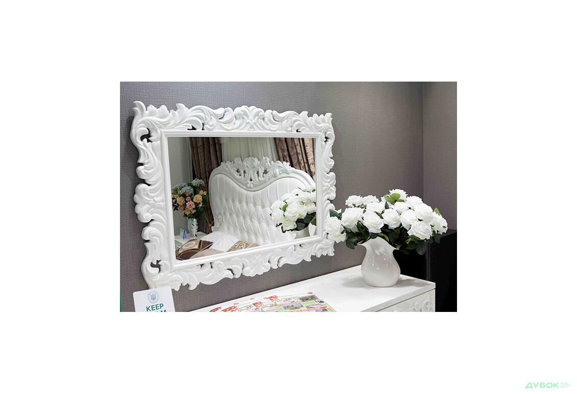 Модульная спальня Лючия (белая) Зеркало
