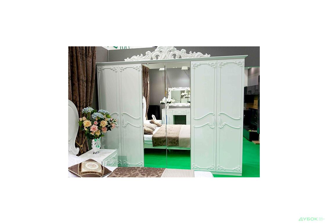 Модульная спальня Лючия Шкаф 6Д