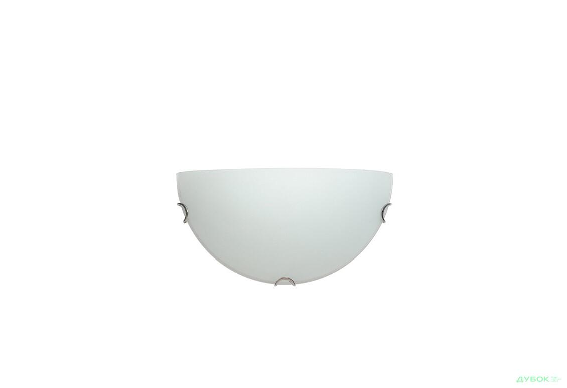 Класик белый 1х60 Вт, полукруг, арт.24121
