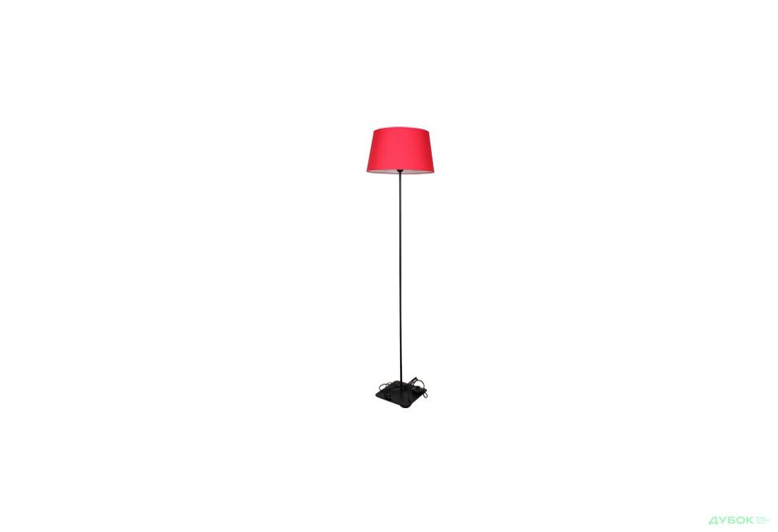 Торшер H 3025 red