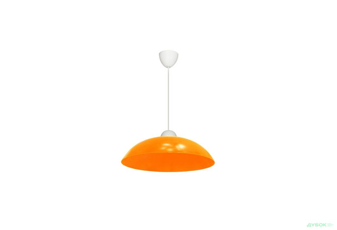 Світильник 1301, стельовий, 60W, помаранчевий, Е27 - 130410