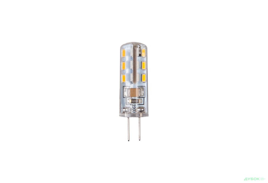 Лампочка LED G4, ACDC12V 3014/24 130-150lm, арт.100410