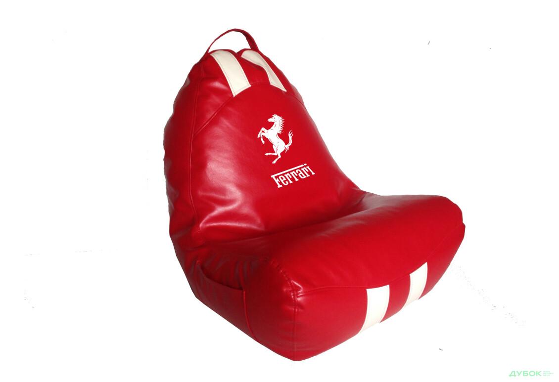 Кресло-мешок XL 85x73x70 кожзаменитель
