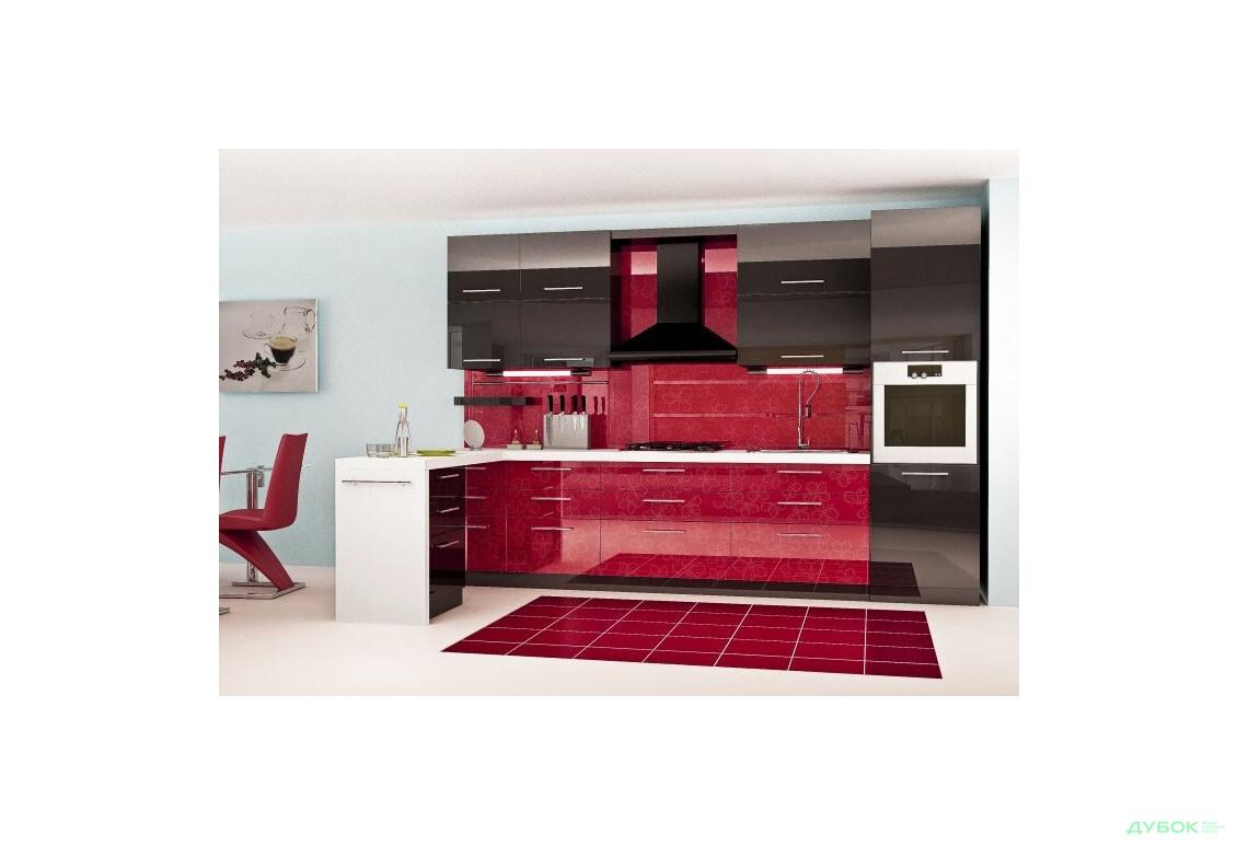 Модульна кухня Паула 3.3 м + Бар — комплект
