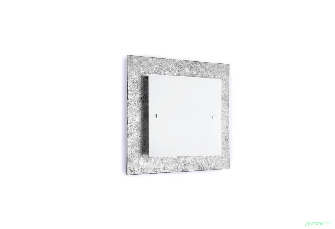 Мечта 2х60 Вт, 300х300, арт.31150 серебро