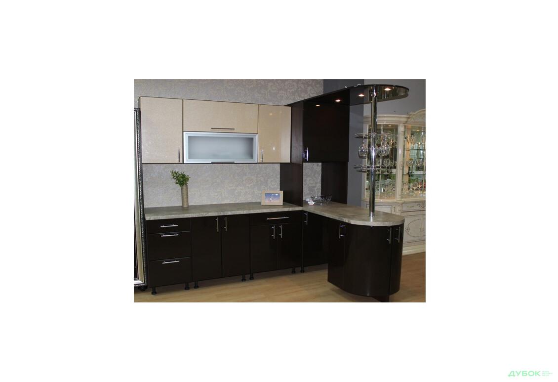 Модульная кухня МоДа / MoDa Комплект 1.6х1.7