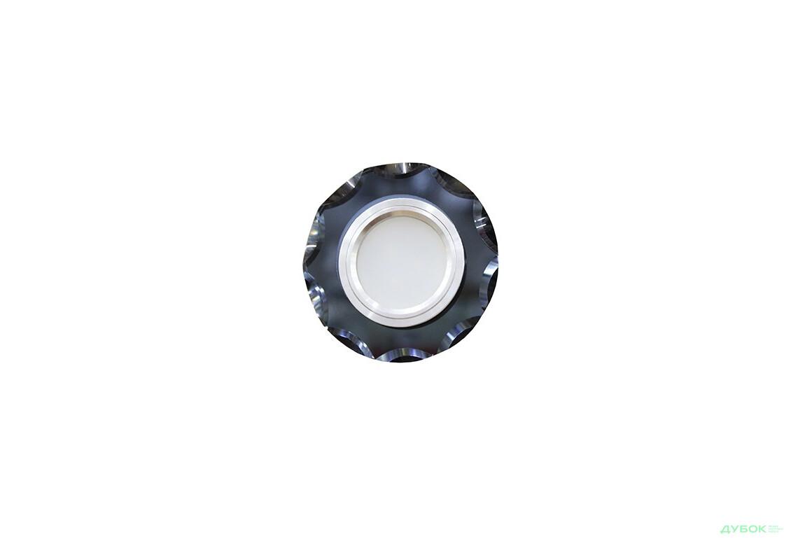 Точковий світильник ZA 068A CH-BK
