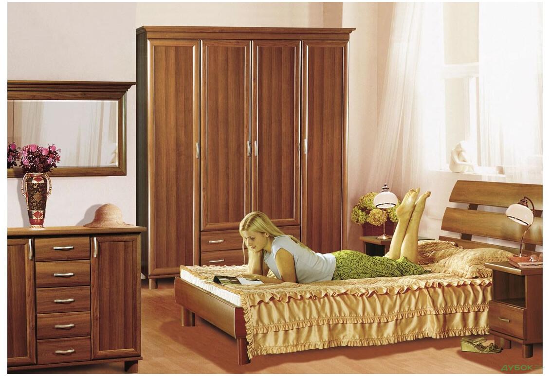 Модульная спальня Элис