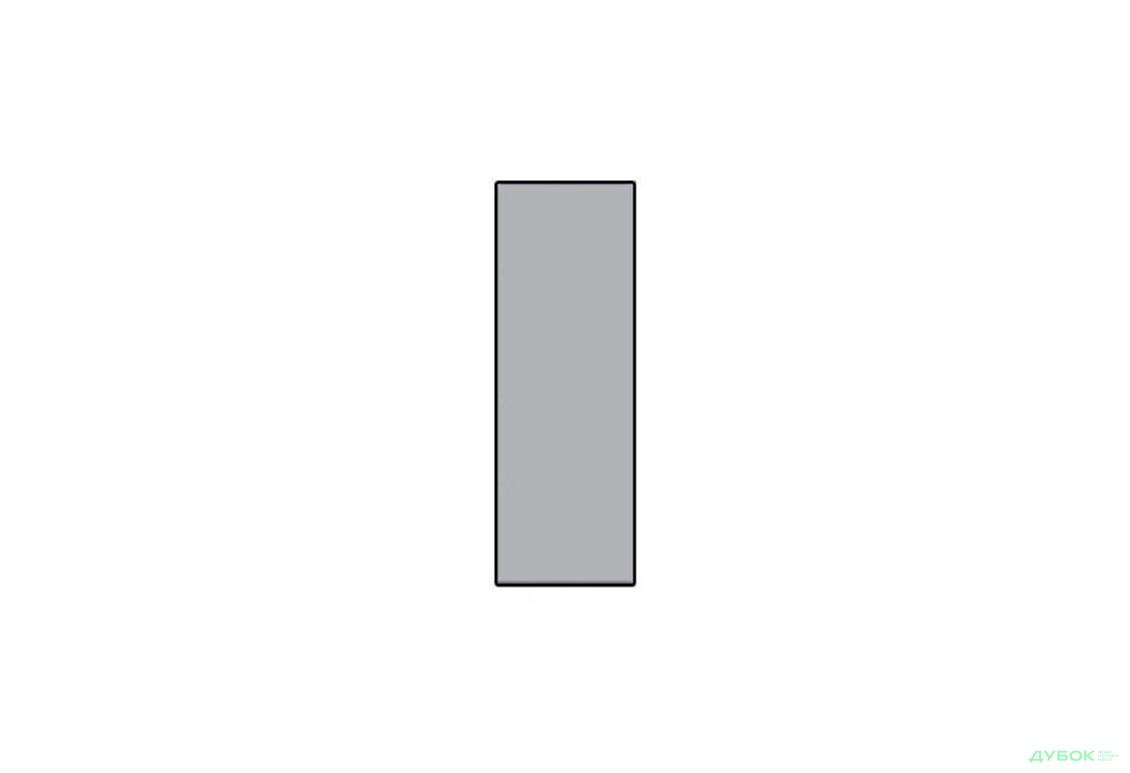 Фасад Ф-880 Дзеркало AL