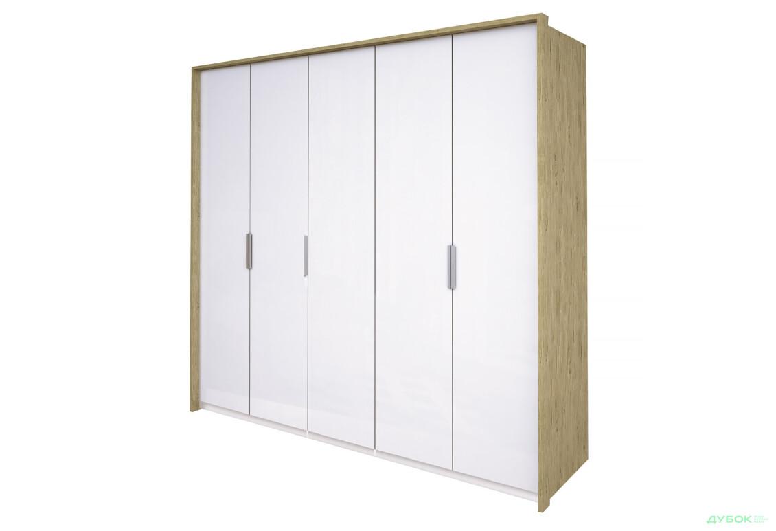 Модульная спальня Флоренция Шкаф 5Д без зеркал и подсветки