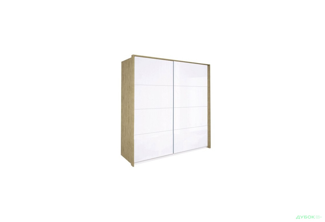 Модульная спальня Флоренция Шкаф-купе 2.0 + карниз
