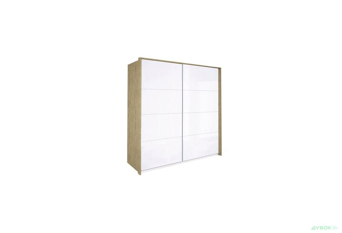 Модульная спальня Флоренция Шкаф-купе 2.5 + карниз