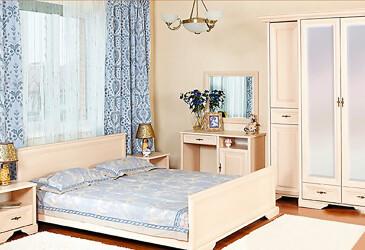 Модульна спальня Олеся БМФ