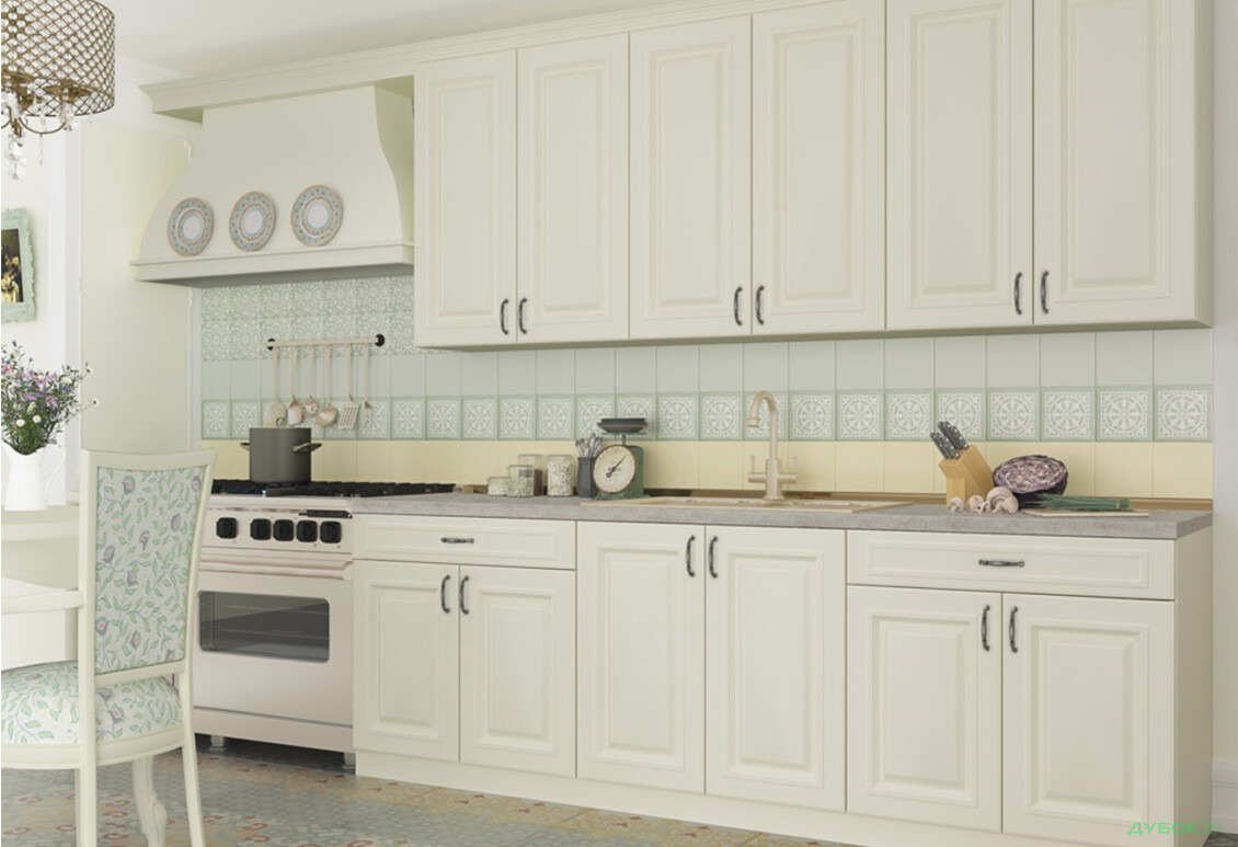 Модульная кухня Аморе Классик Люкс / Amore Classic Luxe