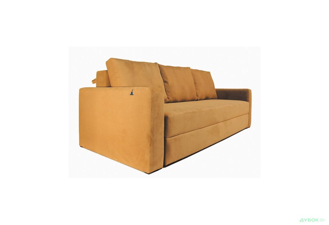 Диван Ям Лайт + подушки Ям (Ям-6)/комплект 3 шт