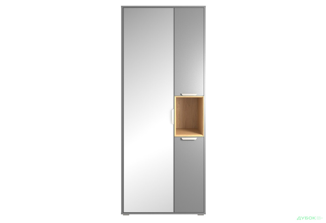 Арте / Arte Шафа 1N3D ( H1V3D)  із дзеркалом