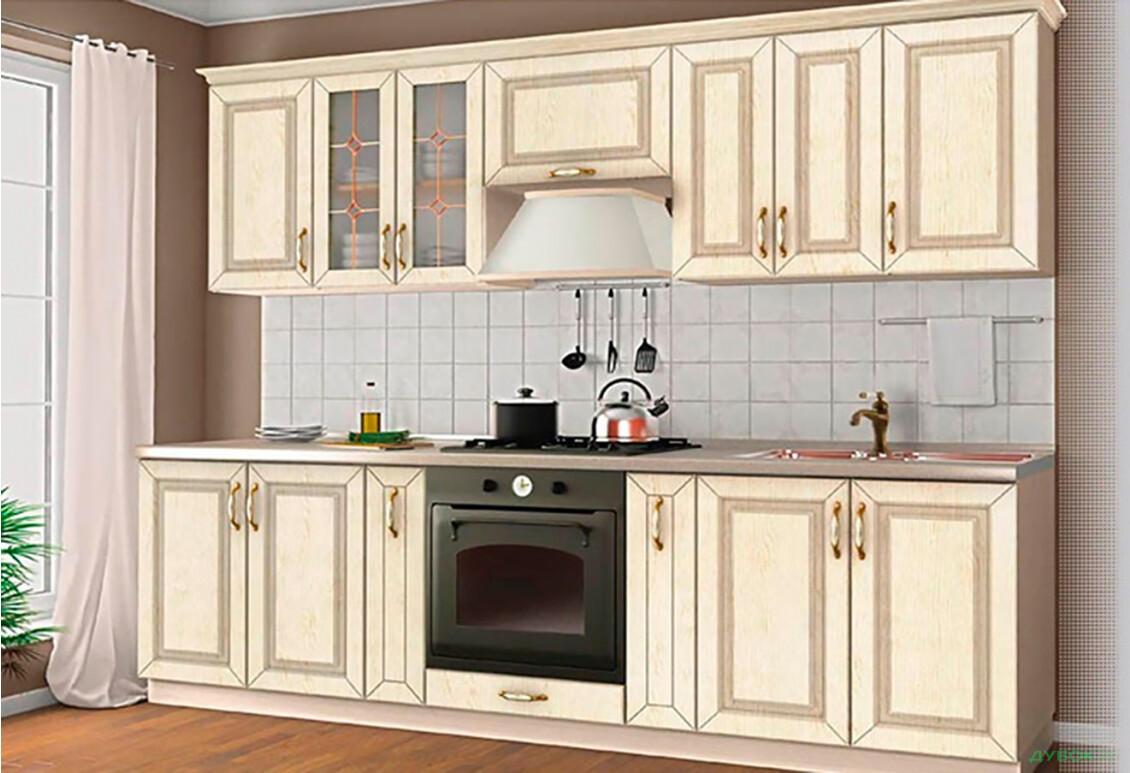 Модульна кухня Престиж Патина / Prestige Патина Комплект 2.6 (без карнизу)