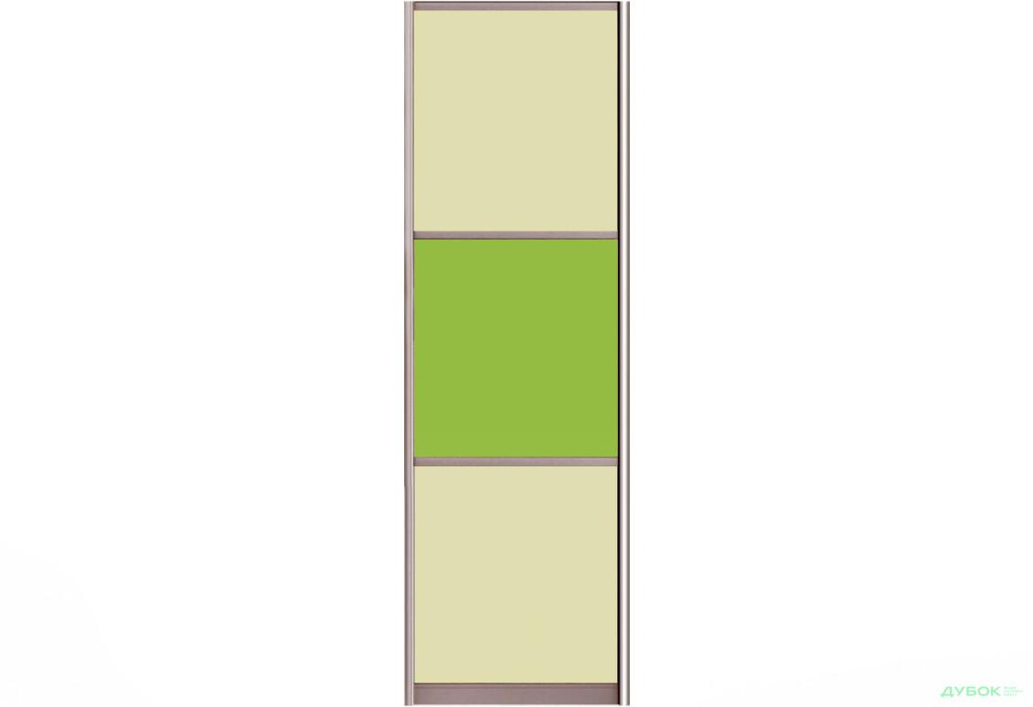 Фасад Цвет.стекло тип3_604