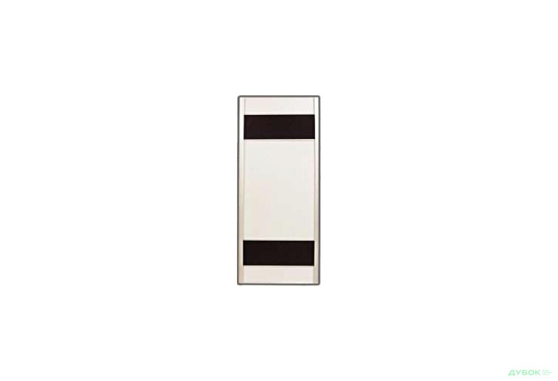 Фасад №6 Сакура біла+Сакура чорна