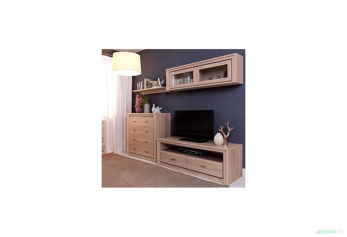 Модульная гостиная Larsa/ Ларса Комплект 2.34м