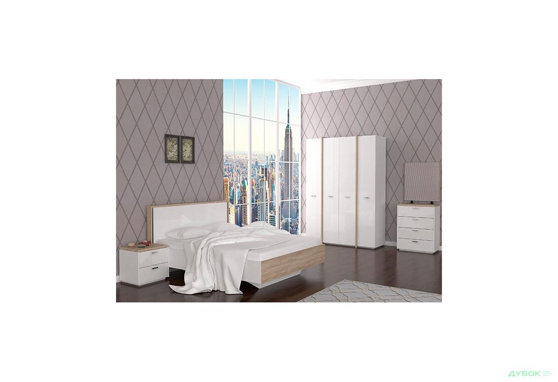 Модульная спальня Альба
