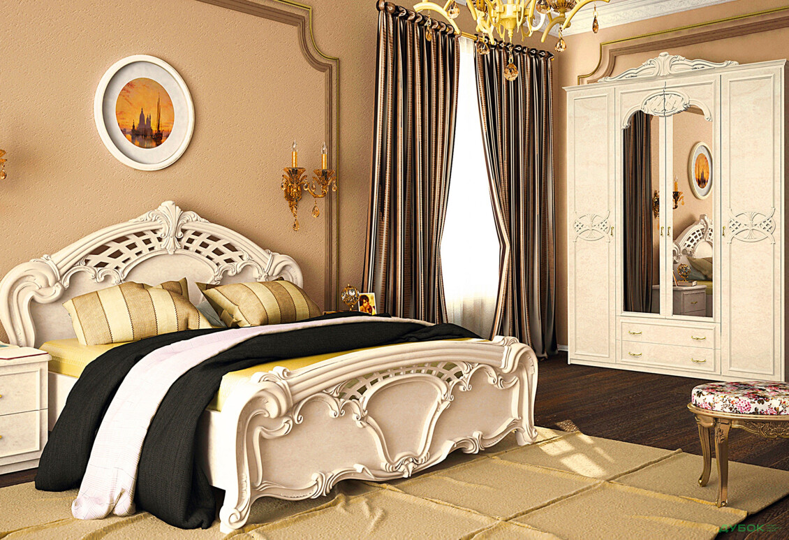 Модульная спальня Олимпия / Olimpia