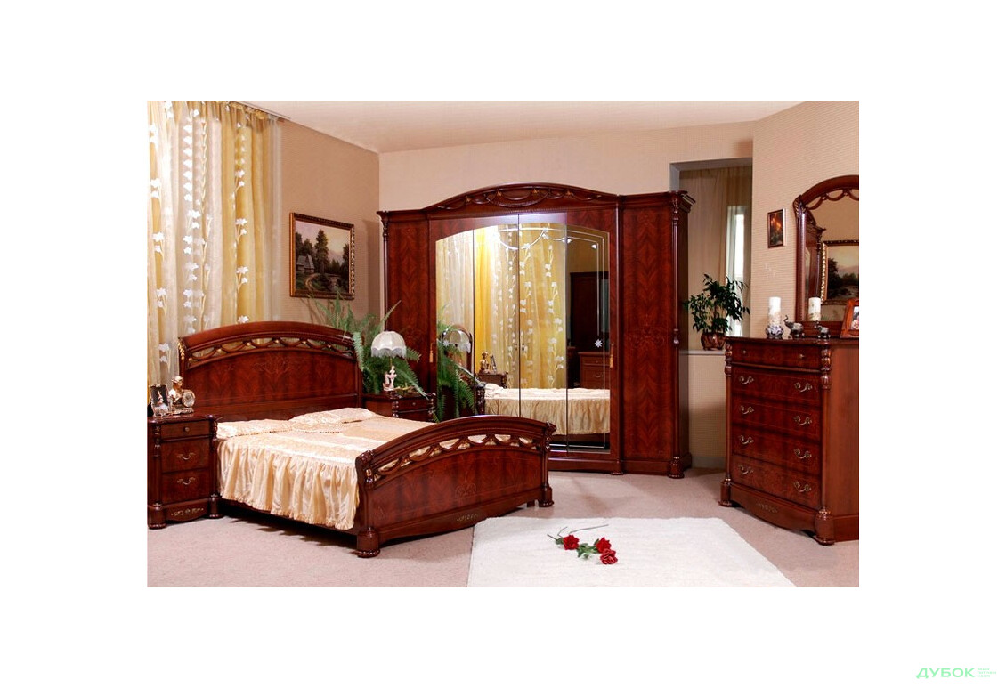 Модульная спальня Роселла / Rosella