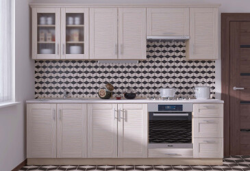 Модульна кухня Ніко (МДФ рамка) БМФ