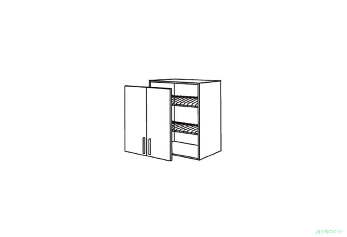 Шкаф нав. 600 ШКН 1096 для посуды