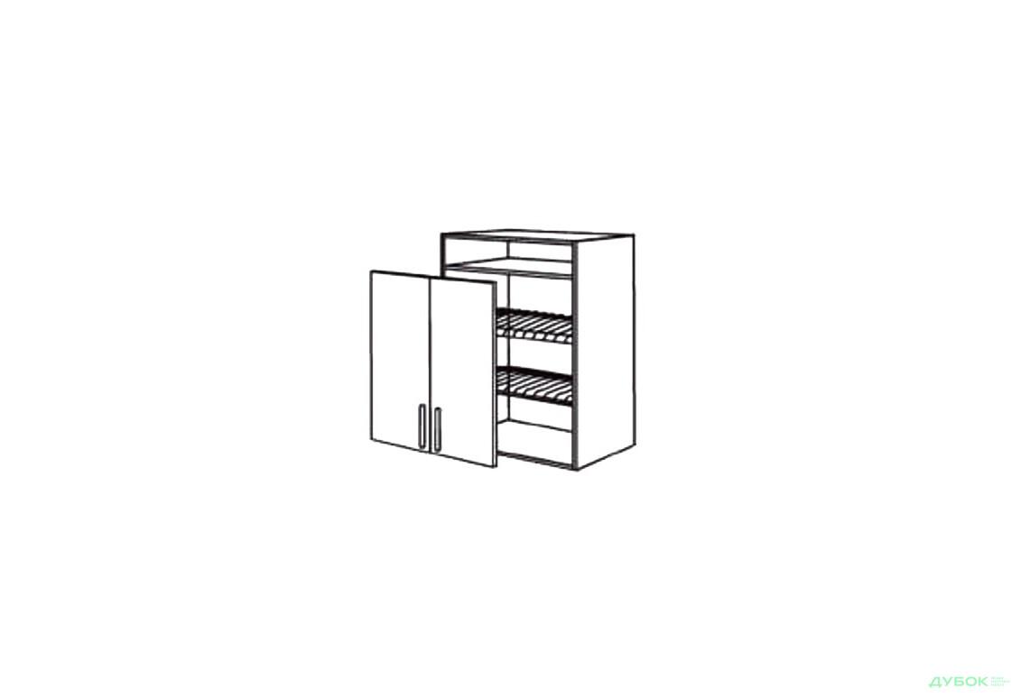 Шкаф нав. 600 ШКН 1106 для посуды