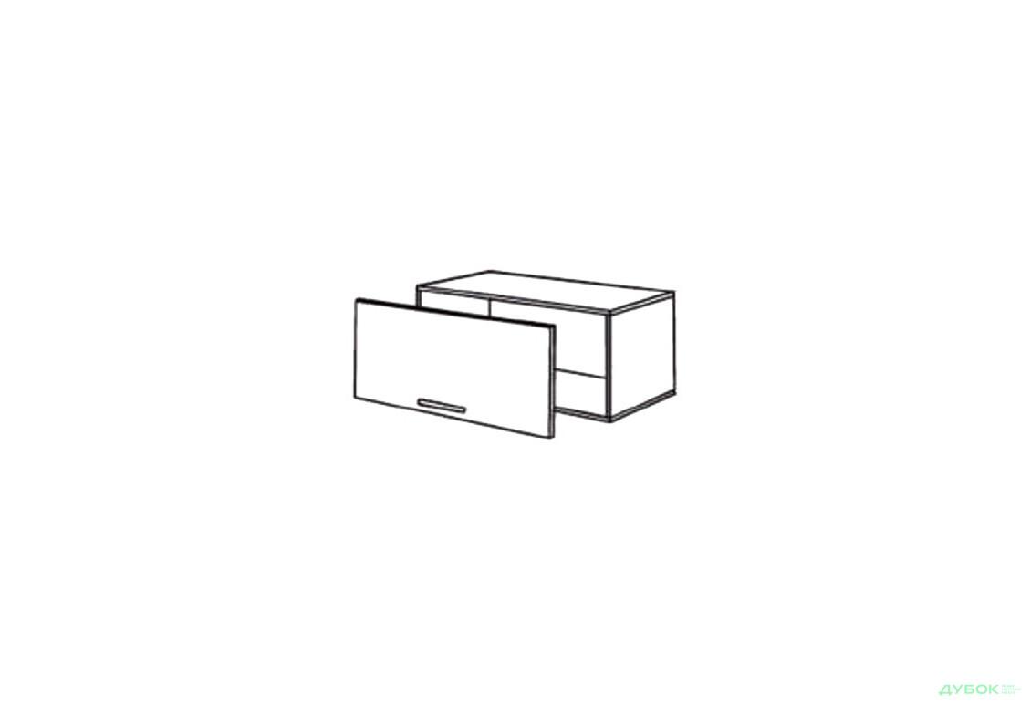 Шкаф нав. 800 ШКН 1097.1 (вытяжка)