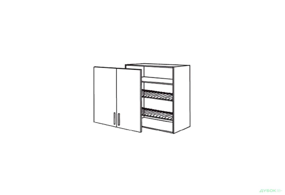 Шкаф нав. 800 ШКН 1110.1 для посуды