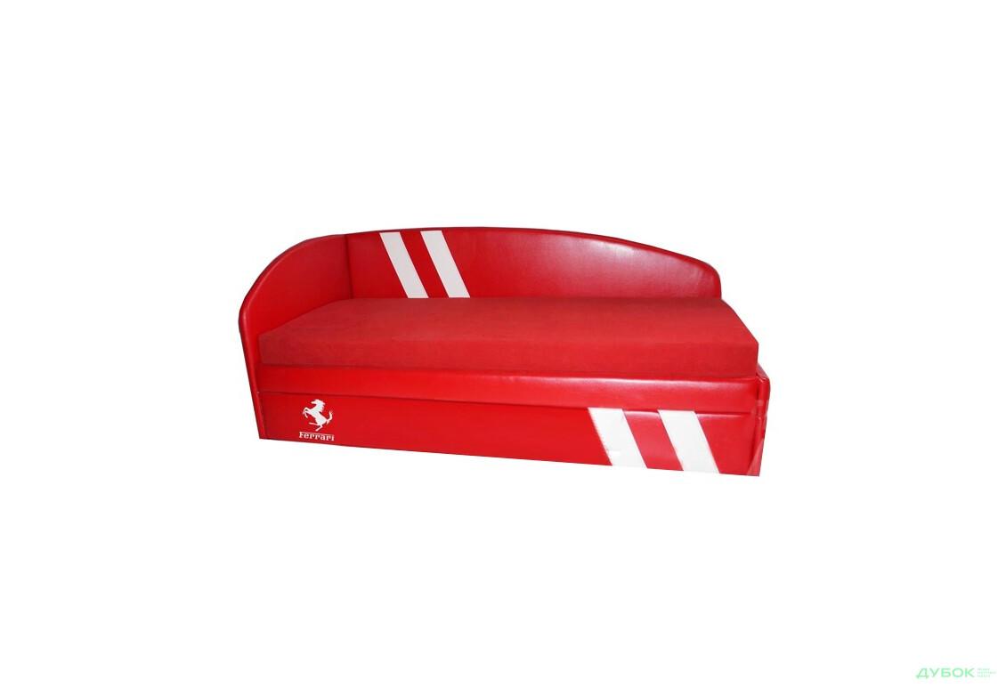 Кровать-диван Гранд Лайт (80х190) с матрасом
