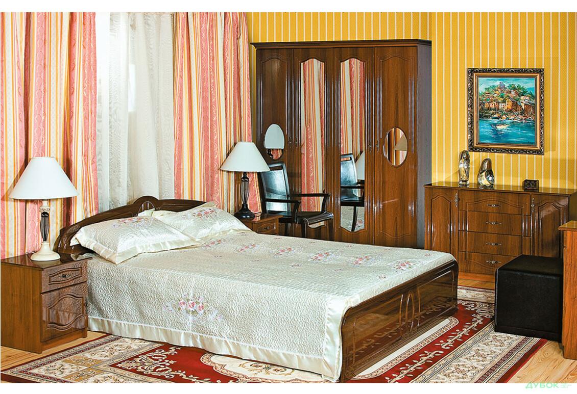Модульная спальня Афродита Лак